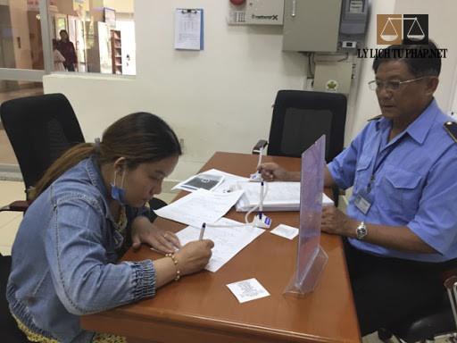 Dịch vụ làm lý lịch tư pháp tại Bà Rịa Vũng Tàu