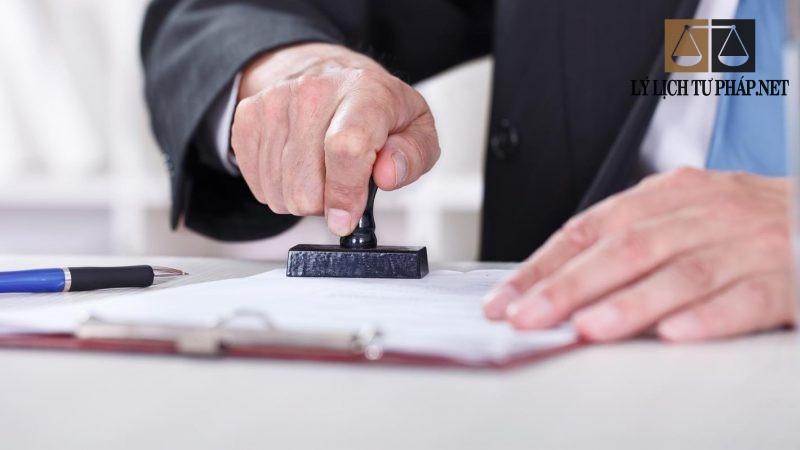 Dịch vụ làm lý lịch tư pháp tại Bắc Kạn
