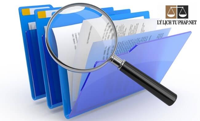Dịch vụ làm lý lịch tư pháp tại Hà Giang