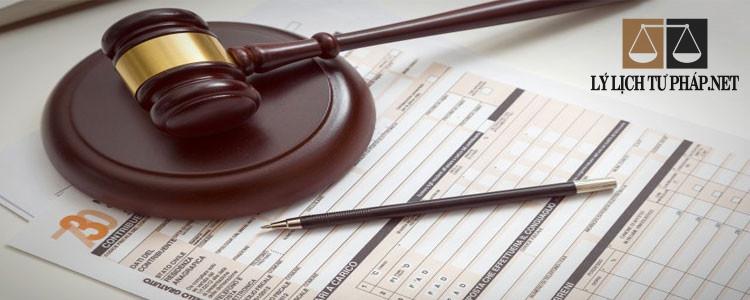 Dịch vụ làm lý lịch tư pháp tại Hòa Bình