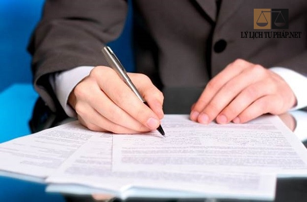 Dịch vụ làm lý lịch tư pháp tại Khánh Hòa