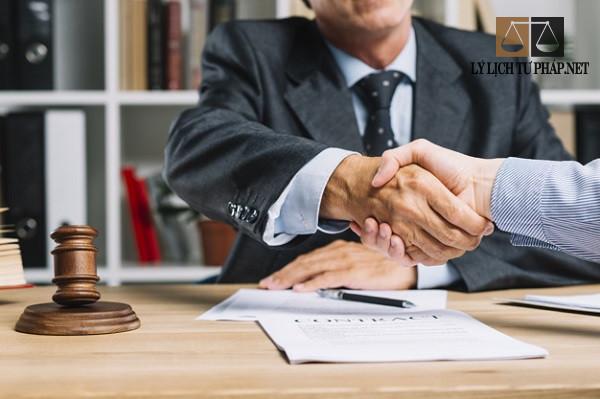 Dịch vụ làm lý lịch tư pháp tại Long An