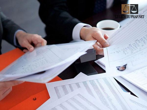 Dịch vụ làm lý lịch tư pháp tại Nam Định