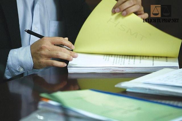 Dịch vụ làm lý lịch tư pháp tại Quảng  Ngãi