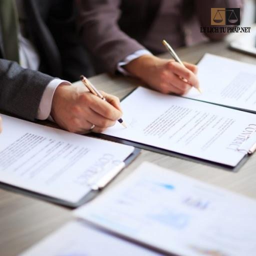 Dịch vụ làm lý lịch tư pháp tại Thanh Hóa