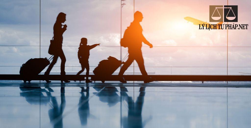 lý lịch tư pháp định cư nước ngoài